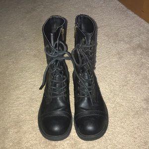 LN Brash combat boots